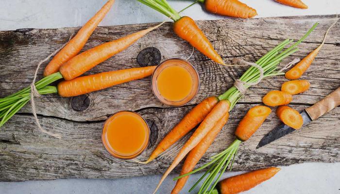 انواع هویج