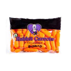 خرید آنلاین بچه هویج و اطلاع از قیمت