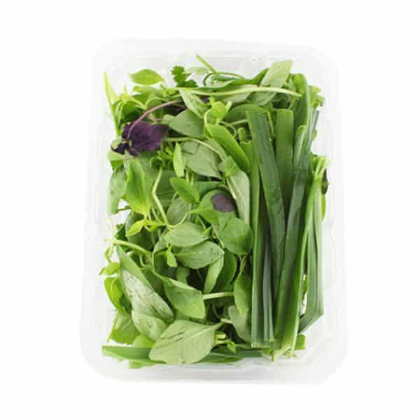 سبزی خوردن ، سبزی تازه