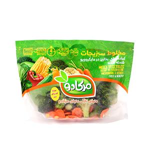 مخلوط سبزیجات مرکادو