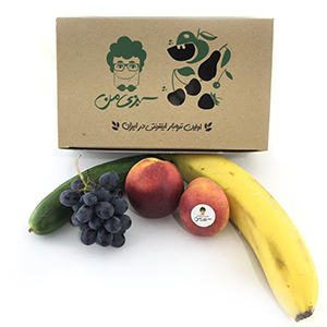 میوه های بسته بندی شده