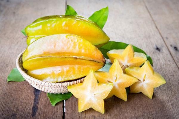 میوه ستاره ای ، استار فروت