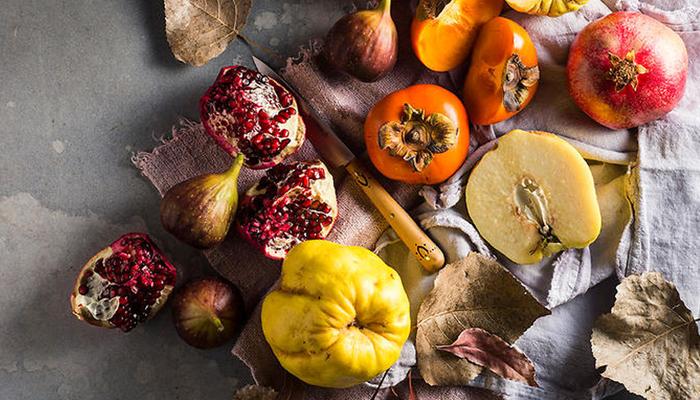 میوه های پاییزی