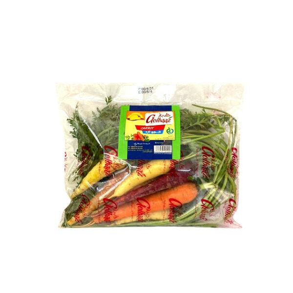 هویج رنگی