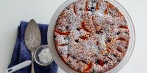 طرز پخت کیک میوهای ، طرز تهیه کیک میوه ای