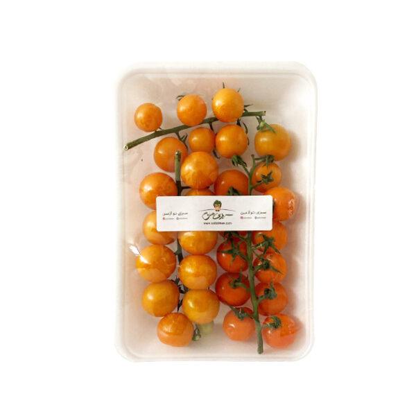گوجه خوشه ای نارنجی