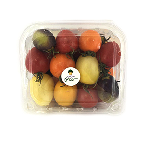 خرید گوجه گیلاسی رنگین کمانی - خرید آنلاین گوجه گیلاسی رنگین کمانی