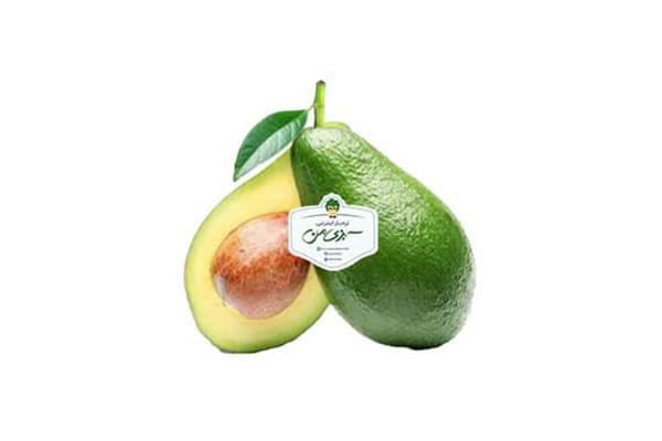 خرید آووکادو آنلاین از سبزیمن