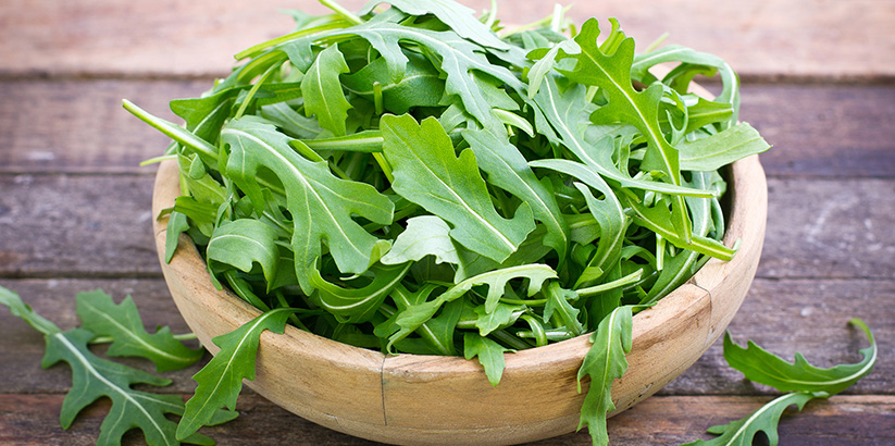 سبزی روکولا یا آرگولا