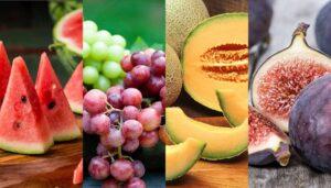 میوه های ماه رمضان