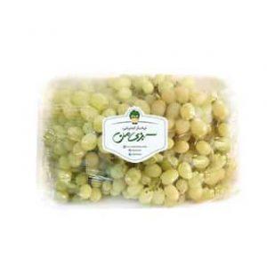 خرید انگور بیدانه سفید