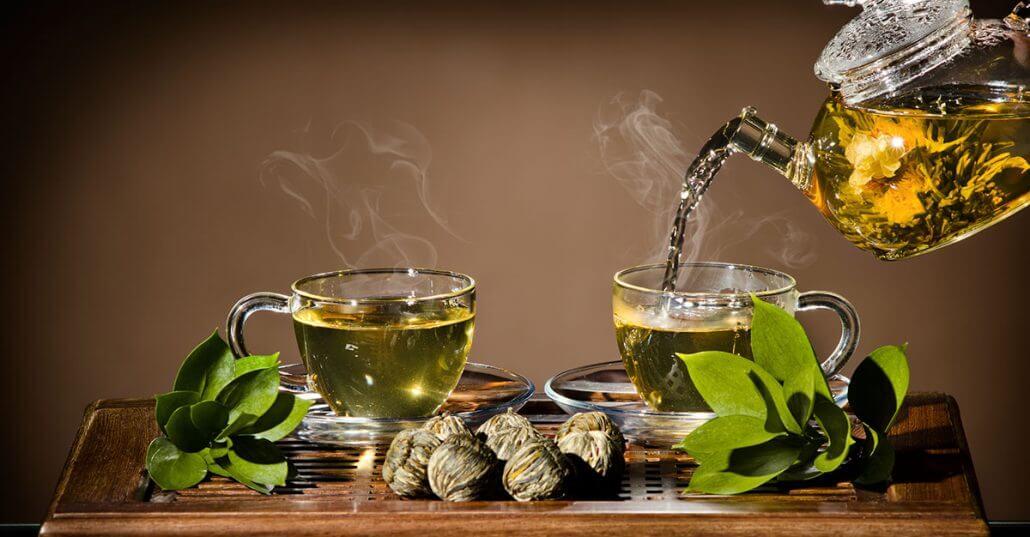فواید چای سبز برای لاغری - خواص چایی سبز