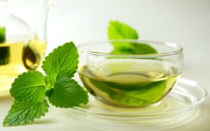 طرز تهیه چای سبز